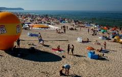 władysławowo wypoczynek nad morzem plaża