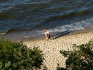 Czerwiec nad morzem