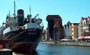 Czas nad morze - Gdańsk