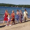 Nordic Walking nad morzem – z kijkami po plaży