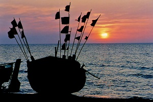 Czas nad morze Rewal