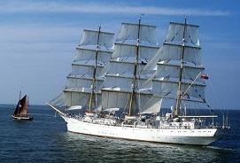 Czas nad morze - Świnoujście Sail