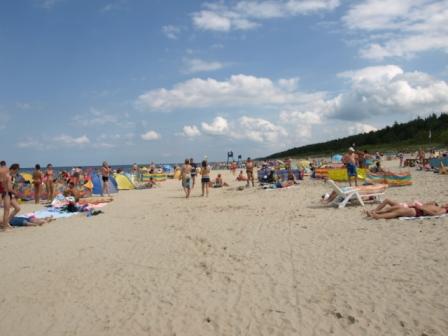 najlepsze plaże nad Bałtykiem