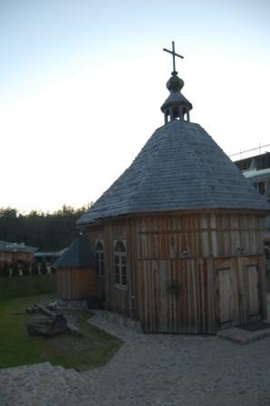 Czas nad morze - Kościół św. Rafała