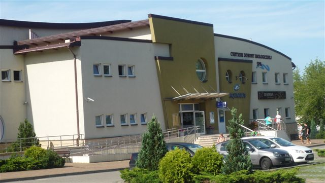 Czas nad morze - Basen Cetniewo Władysławowo