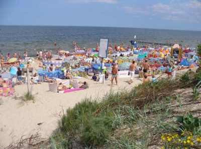 Unieście plaża