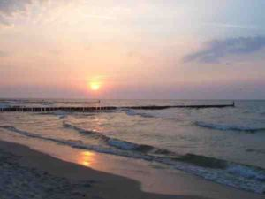 Ustronie Morske plaża; Autor:  Bogmis; Wikipedia.org