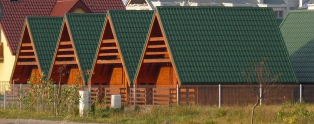 Domki Letniskowe Ustronie Morskie