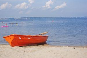 Plaża Rewa