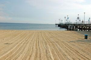 Plaża Gdańsk