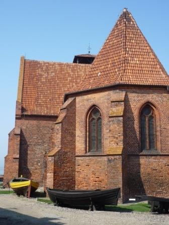 Muzeum Rybołówstwa Kościół Hel