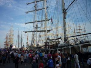 szczecin tall ship races