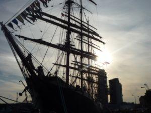 żaglowce tall ships zlot