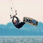zawody kite surfing 2012 Łeba