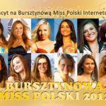 Wybierz Bursztynową Miss Internetu 2012