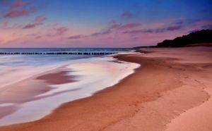 Plaże Bałtyku