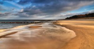 Plaża Chałupy...