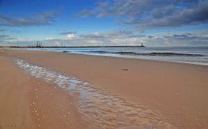 Władysławowo plaża...