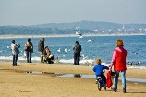 Spacery i aktywności na plaży