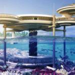 Podwodny hotel w Gdyni