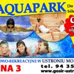 Basen Ustronie MOrskie Aquapark