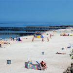 UStronie MOrskie - plaża, atrakcje