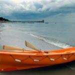 Piękne plaże - Ustronie Morskie- nad Bałtykiem