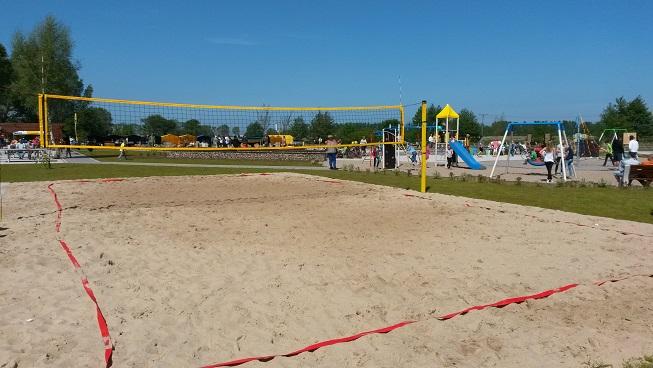 Boisko do siatkówki plażowej Władysławowo