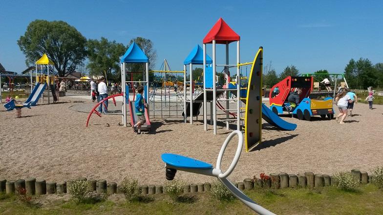 Plac Zabaw dla dzieci Władysławowo nad Zatoką