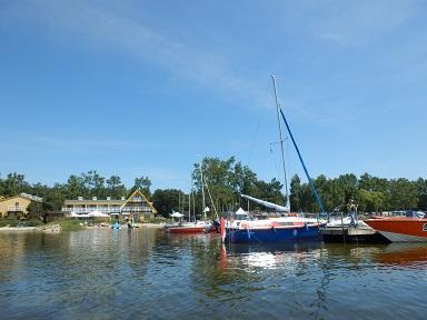 camping Małe Morze Władysławowo kemping