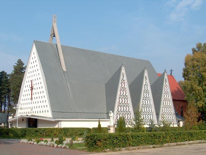 kościół Władysławowo msze godziny