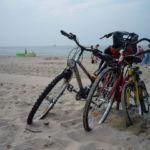 Ścieżka rowerowa na Hel