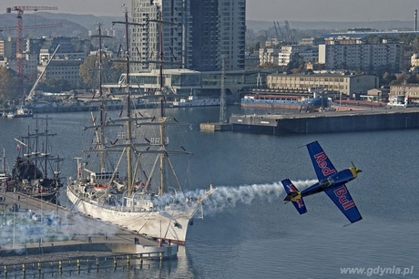 Red Bull Air Race Gdynia 2014 - program bilety widownia