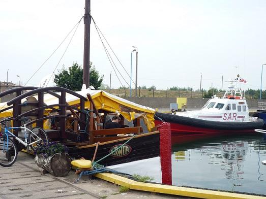 Smażalnia na Kutrze - Port Władysławowo świeża ryba sklep