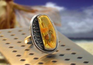 Biżuteria z bursztynu -Władysławowo rękodzieło