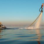 Flyboard-latające buty-ekstremalna atrakcja nad wodą!