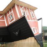 Władysławowo-Dom do góry nogami