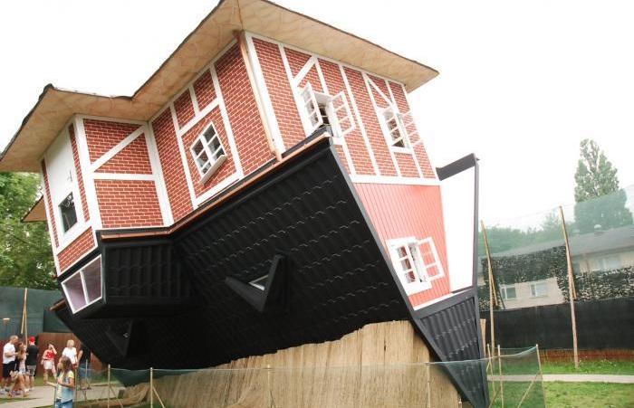 Władysławowo Dom do góry nogami cennik opinie