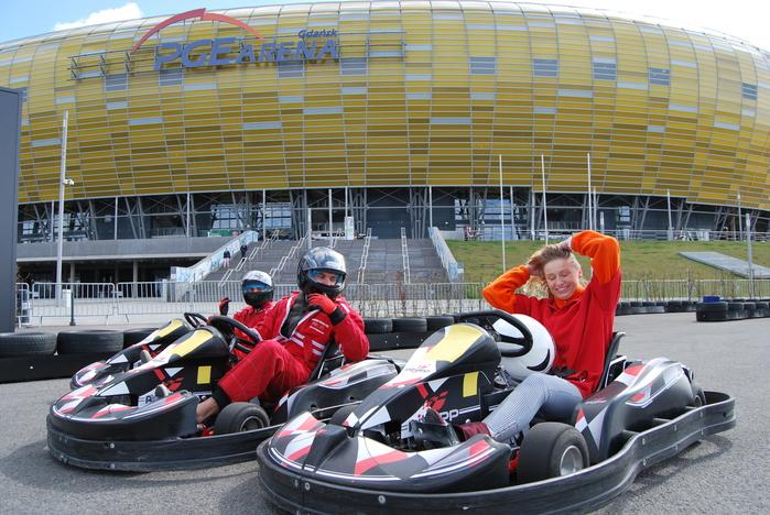 Gokarty Stadion Pge Arena Gdańsk cennik