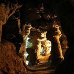 Groty Mechowskie-jaskinia blisko morza