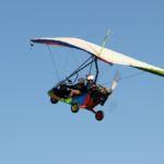 Loty paralotnią i motolotnią nad morzem Półwysep Helski