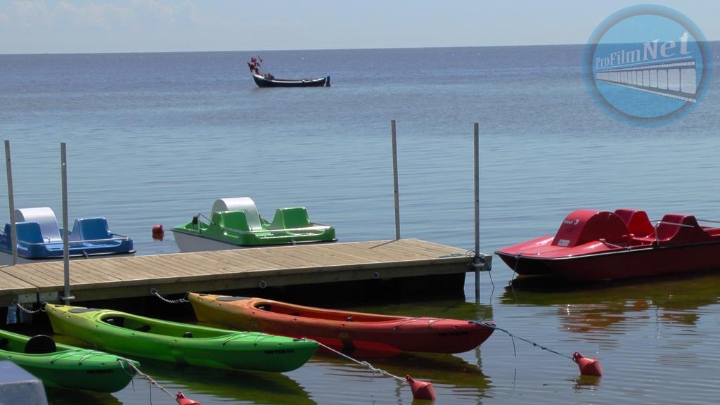 Przystań Swarzewo-atrakcje wodne
