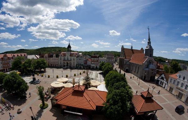 Rynek Wejherowo i inne ciekawe miejsca i atrakcje dla dzieci