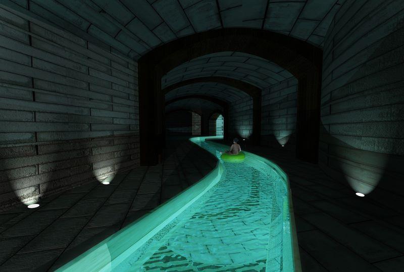 Zjeżdżalnie,tunele i inne atrakcje Aquapark Reda - sprawdź opinie dojazd cennik i godziny otwarcia