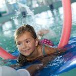Wakacyjna nauka pływania dla dzieci nad morzem