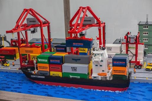 terminal kontenerowy - Morze Klocków Swarzewo 2015
