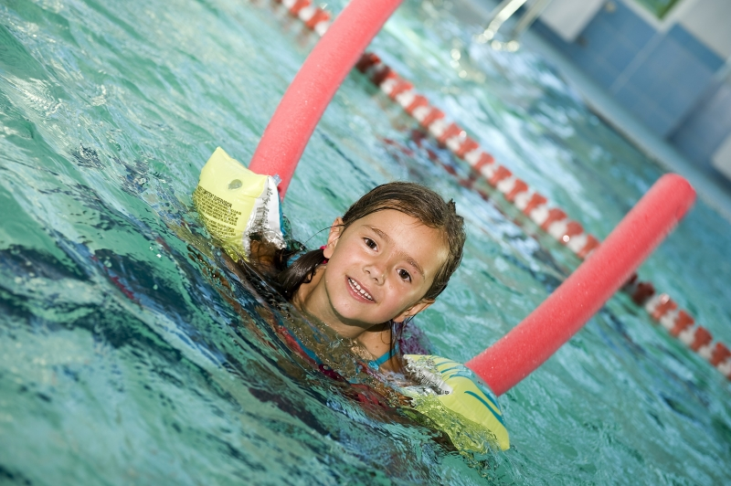 Wakacje Nauka pływania dla dzieci