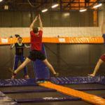 Jump City Gdynia - największy park trampolin w Europie