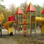 Plac zabaw dla dzieci - Atrakcje Wejherowo Pomorskie