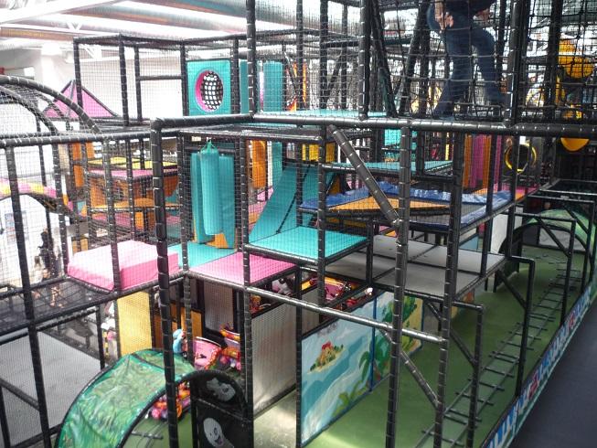 Trójmiasto: Plac zabaw dla dzieci Gdańsk